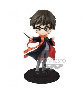 Harry Potter figurine Q Posket Harry Potter A Normal Color Version 14 cm