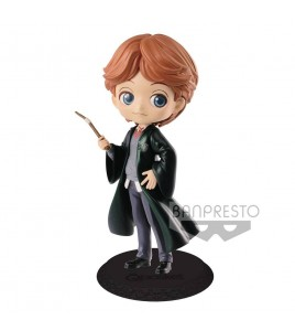 Harry Potter figurine Q Posket Ron Weasley B Pearl Color Version 14 cm