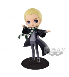 Harry Potter figurine Q Posket Draco Malfoy B Pearl Color Version 14 cm