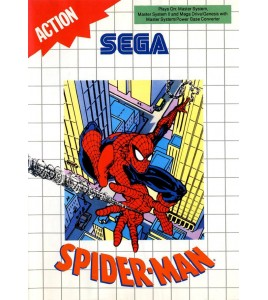 Spider-Man sur Master System