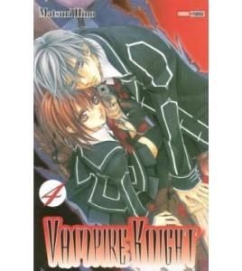 Vampire Knight Tome 04