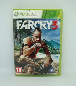 Far cry 3 sur Xbox 360 Avec Notice
