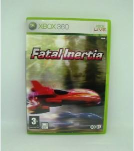 Fatal Inertia sur Xbox 360 Avec Notice