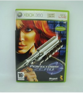 Perfect Dark Zero sur Xbox 360 Avec Notice