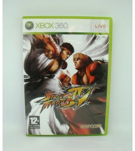 Street Fighter IV sur Xbox 360 Avec Notice