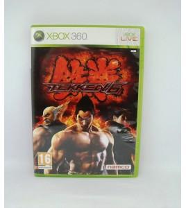 Tekken 6 sur Xbox 360 Avec Notice