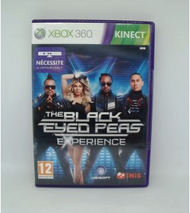 The Black Eyed Peas  Experience sur Xbox 360 Kinect Avec Notice