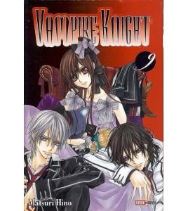 Vampire Knight Tome 09