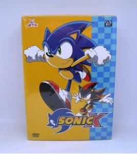 Sonic X - Partie 4 VF  - Coffret 4 DVD
