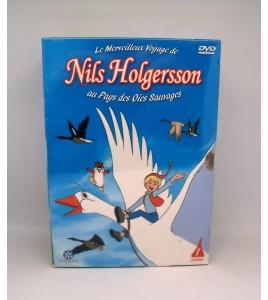 Nils Holgersson Au Pays Des Oies Sauvage coffret 1- VF - Coffret 5 DVD