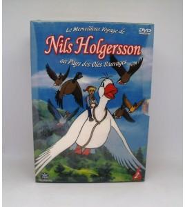 Nils Holgersson Au Pays Des Oies Sauvage coffret 1
