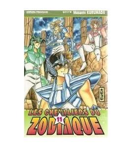 Les Chevaliers du Zodiaque - Kana Tome 11