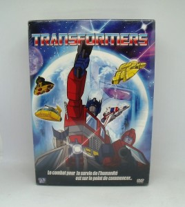 Transformers - Box 1 / COFFRET 4 DVD