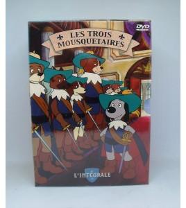 Les 3 Mousquetaires - Coffret 5 DVD - Intégrale - 26 épisodes VF