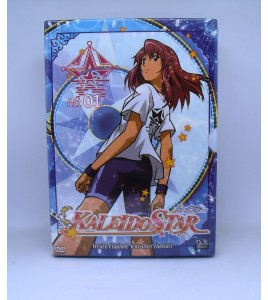Kaleidostar  - Coffret 5 DVD - Version Originale