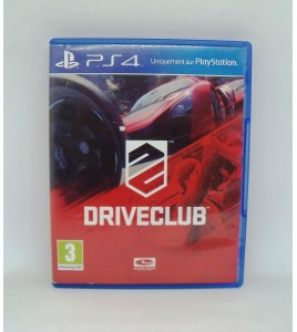 Driveclub sur PS4 (Playstation 4)