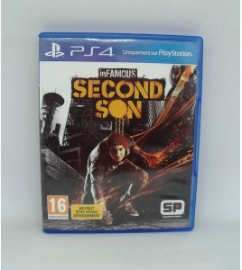 InFamous: Second Son sur PS4 (Playstation 4)
