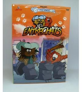Coffret Les Entrechats, partie 2 - VF - Coffret 6 DVD