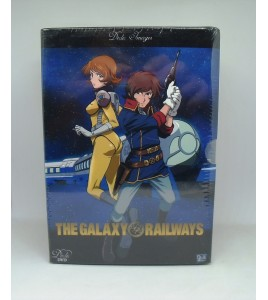 Galaxy railways - Edition Simple VO/VF - Coffret 7 DVD