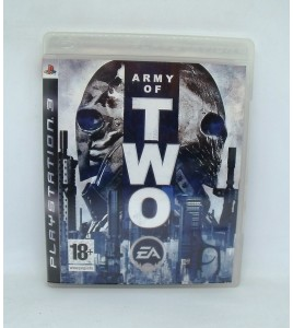 Army of Two sur PS3 Playstation 3 Avec Notice