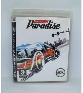 Burnout Paradise sur PS3 Playstation 3 Avec Notice