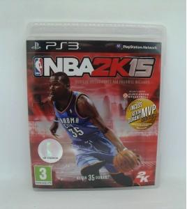 NBA 2K15 sur PS3 Playstation 3 Avec Notice