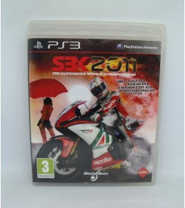 SBK 2011 : FIM Superbike World Championship sur PS3 Playstation 3 Avec Notice