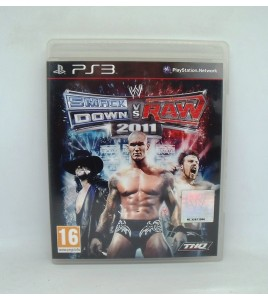 WWE Smackdown VS Raw 2011 sur PS3 Playstation 3 Avec Notice