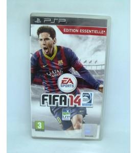 Fifa 14 Edition Essentielle sur Psp Playstation Portable  Avec Notice