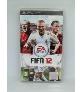 Fifa 12 sur Psp Playstation Portable  Avec Notice
