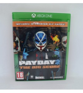 Payday 2 The Big Score sur Xbox One
