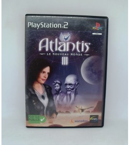 Atlantis 3 sur PS2 Playstation 2 Avec Notice