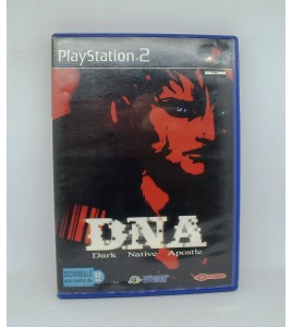 DNA Dark Native Apostle sur PS2 Playstation 2 Avec Notice