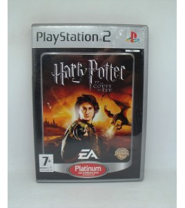 Harry Potter Et La Coupe de Feu Platinum sur PS2 Playstation 2 Sans Notice