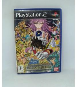 Saint Seiya : les Chevaliers du Zodiaque - le sanctuaire sur PS2 Playstation 2 Avec Notice