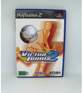 Virtua Tennis 2 sur PS2 Playstation 2 Avec Notice