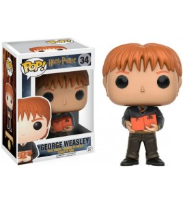 Figurine Pop Funko Harry Potter - Pop Vinyl 34 George Weasley 9 cm 9 cm
