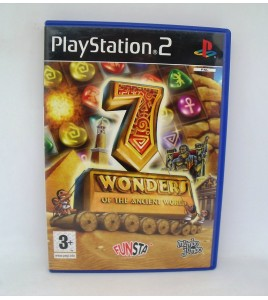 7 wonders of the ancient world sur PS2 Playstation 2 Avec Notice