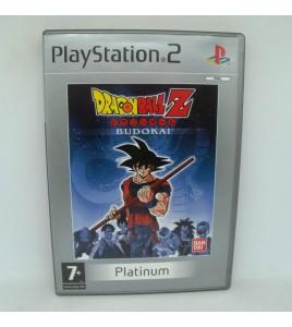Dragon Ball Z Budokai - Platinum sur PS2 Playstation 2 Avec Notice
