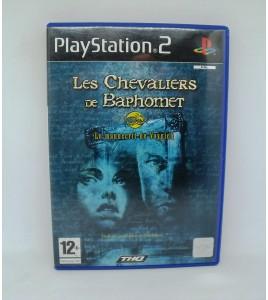 Les Chevaliers de Baphomet : Le Manuscrit de Voynich sur PS2 Playstation 2 Avec Notice