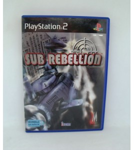 Sub Rebellion sur PS2 Playstation 2 Avec Notice