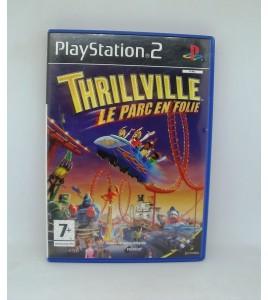Thrillville : Le Parc en Folie sur PS2 Playstation 2 Avec Notice
