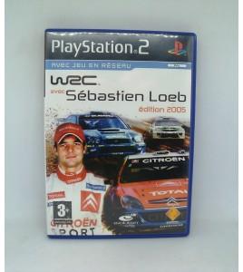 WRC Avec Sebastien Loeb Edition 2005 sur PS2 Playstation 2 Avec Notice