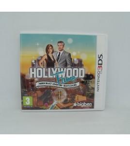 Hollywood fame : hidden object adventure - objets cachés sur Nintendo 3DS Avec Notice