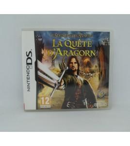 Le seigneur des anneaux : La quête d'Aragorn sur Nintendo DS Sans Notice