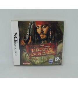 Pirates des Caraibes 2 : Le secret du coffre maudit sur Nintendo DS Avec Notice