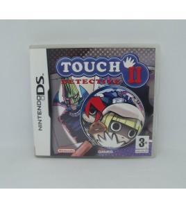 Touch détective II sur Nintendo DS Avec Notice