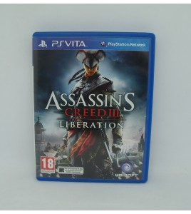 Assassin's Creed III : Liberation sur Playstation Vita PS Vita Avec Notice