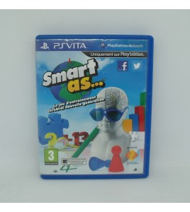 Smart as...  sur Playstation Vita PS Vita Sans Notice
