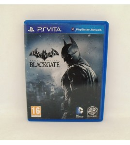 Batman Arkham Origins : Black Gate sur Playstation Vita PS Vita Sans Notice
